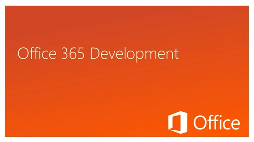 Office 365 Development PARTE 1: Introducción