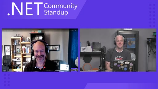 ASP.NET Community Standup - June 11th, 2019 - Blazing Pizza Deep Dive with Daniel Roth