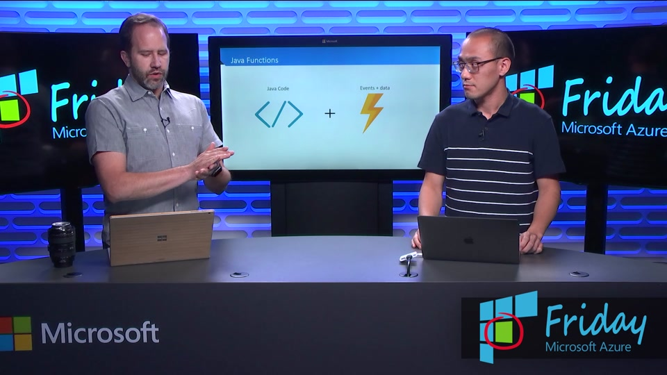 Java in Azure Functions