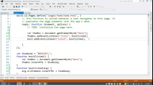 Microsoft DevRadio: Developing for Windows 8 in 1/2 the Time (Part 10) Using Event Handlers