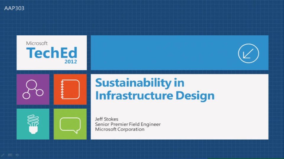 Sustainability in Infrastructure Design