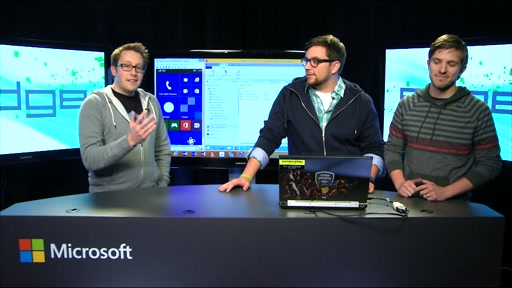 Edge Show 107: Windows Phone 8.1 EMM using Windows Intune and Config Manager