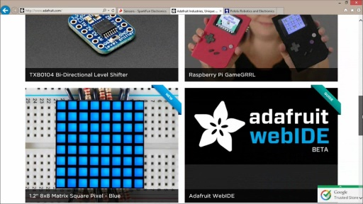 Programming Robotic Systems with Visual Studio: (05) Integrating Advanced Sensors and Shields