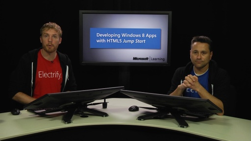 Developing Windows Store Apps with HTML5 Jump Start: (06b) Data Access, Part 2