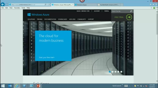 Infrastructure Services on Windows Azure: Virtual Machines and Virtual Networks with Mark Russinovich