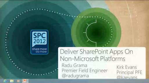 KPMG AG and SharePoint: A project and partner view. Challenges, Solutions and Lessons Learned