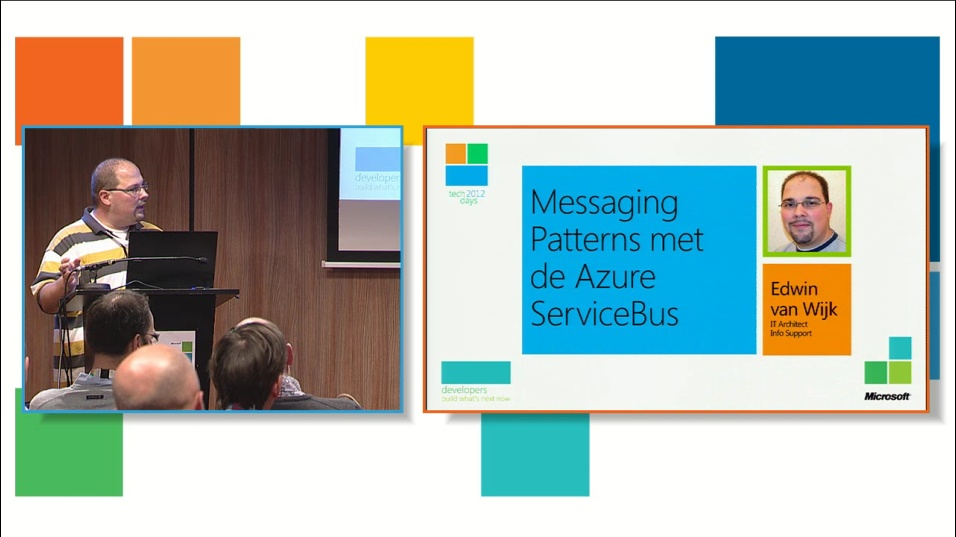 Messaging patterns met de Azure AppFabric ServiceBus