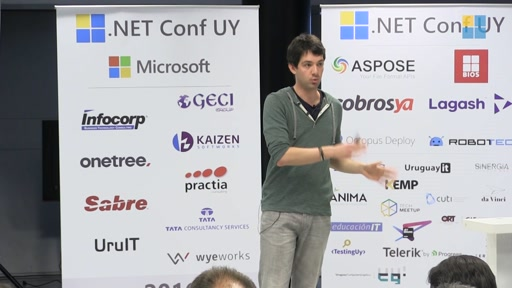 .NET Conf UY v2016 - Transform your Startup into an Exponential Organization through the power of Azure and IoT
