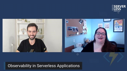 Observability in Serverless Applications