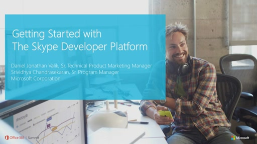 Opportunities with the Skype Developer Platform