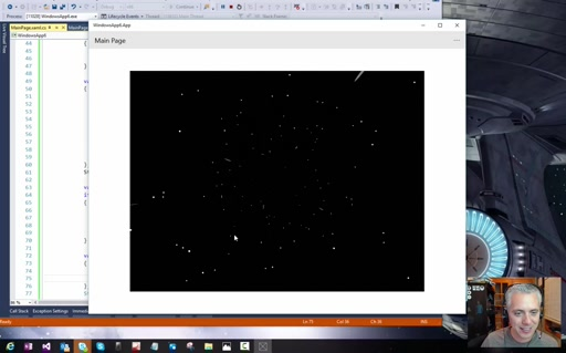 Building Warp Drive with Windows 10 XAML