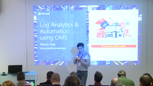 Log Analytics & Automation Using Operations Management Suite (OMS)