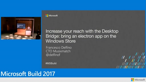 MusixMatch: Increase your reach with the Desktop Bridge: Bring an Electron app to the Windows Store