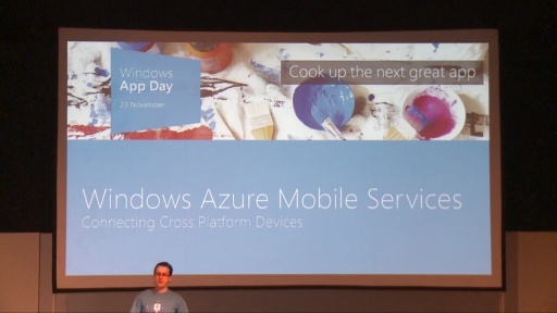 Windows Azure Mobile Services, Connecting Cross Platform Devices