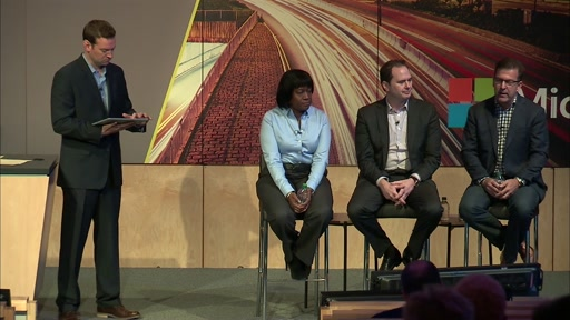 Microsoft IT Panel: Empowering the Intelligent Enterprise at Microsoft