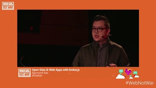 Open Data & Web Apps with Ember.js