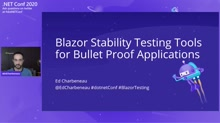 Blazor Stability Testing Tools for Bullet Proof Applications