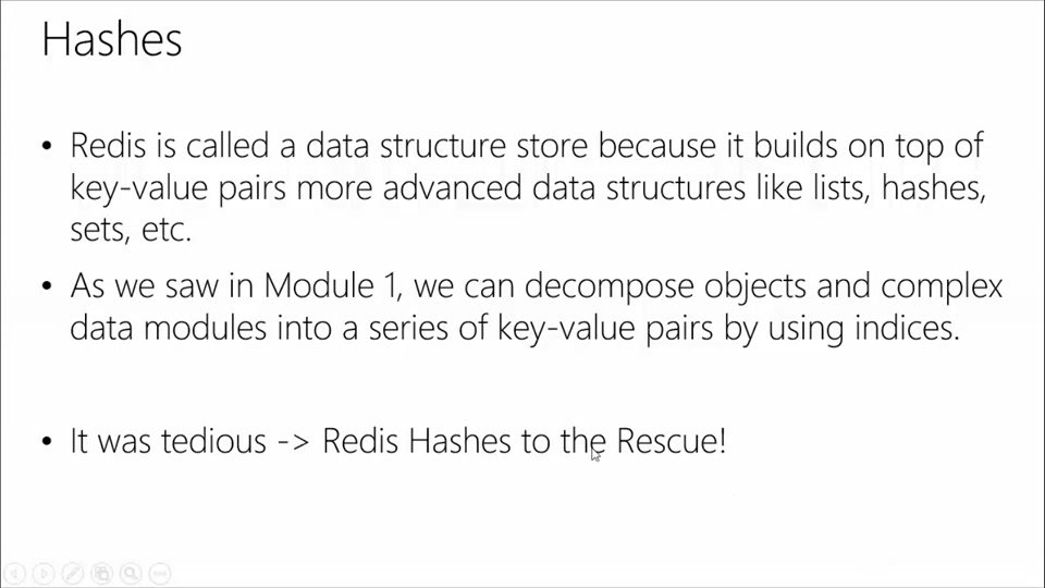 A Redis Jump Start: (03) Advanced Data Structures with Redis
