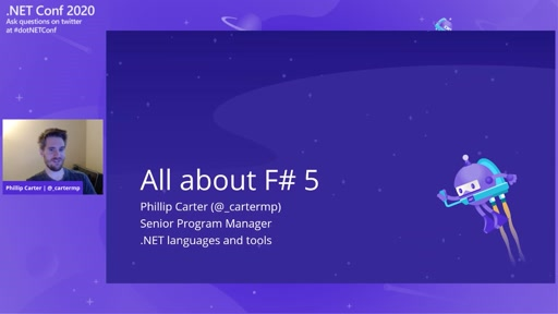 Introducing F# 5
