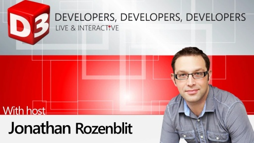 April Developer News: D³ Podcast, TechFest, TechDays TV, and More