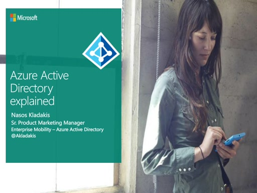 Azure Active Directory Explained