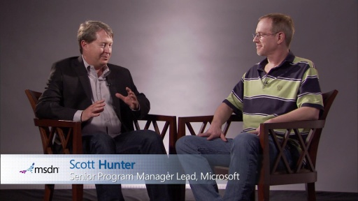 Bytes by MSDN: Scott Hunter and Tim Huckaby discuss Open Sourcing ASP.NET web pages