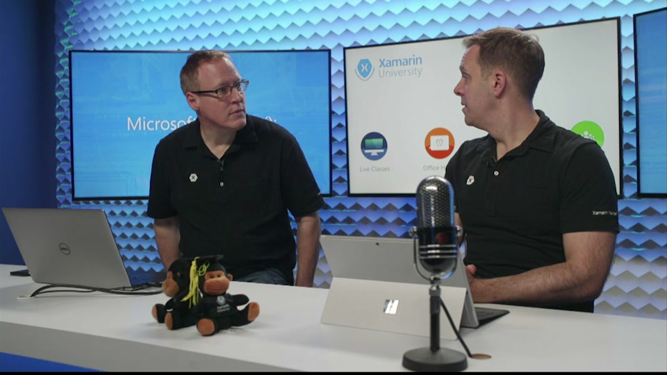 Connect apps to the cloud using Xamarin and Azure