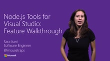 Node.js Tooling in Visual Studio