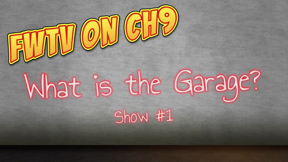 What is the Garage? | FWTV on 9 | Channel 9 What Is A Garage on what a farm, what a tv, what a tools, what a gazebo, what a loft, what a bar, what a car, what a hotel, what a spa, what a punk, what a pop, what a country, what a garden, what a den, what a kitchen, what a foyer, what a balcony, what a drama,
