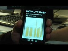 Movalys Dashboard for Windows Phone 7: News from Mobile World Congress