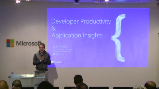 Developer Productivity and Application Insights