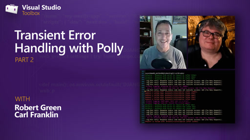 Transient Error Handling with Polly Part 2
