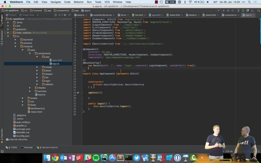 Cross Platform Development mit HTML5/JS - Teil 4: Angular 2