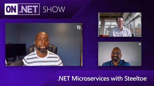 .NET Microservices with Steeltoe