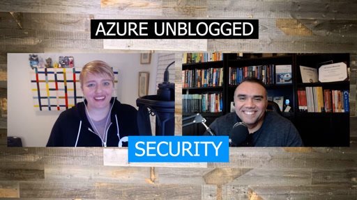 Azure Unblogged - Security