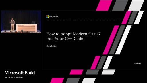 How to Adopt Modern C++17 into Your C++ Code