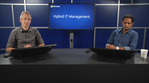 Hybrid Cloud Automation with Operations Management Suite Automation