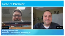 Getting Started with Windows Containers