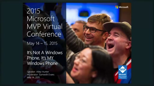 CONS Track Day1- It's not a Windows Phone, it's MY Windows Phone