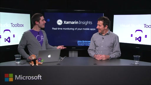 Real-time Monitoring of Mobile Apps with Xamarin Insights