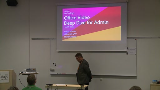 Allt en Office 365 Admin behöver veta om Office Video funktionen