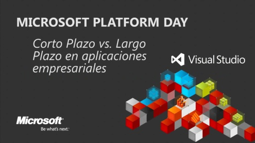 Microsoft Platform Day: Short-term vs. Long-Term