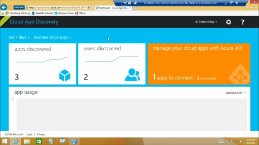 Expanding Office 365 with Enterprise Mobility Suite: (05) Get More Information About Cloud Apps