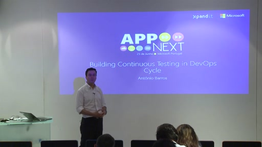 Building Continuous Testing in a DevOps Cycle