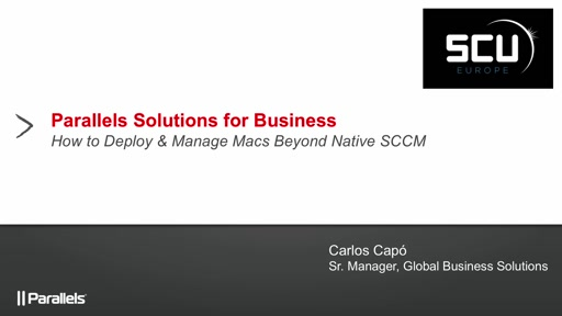 Parallels: How to Manage Macs Beyond Native SCCM