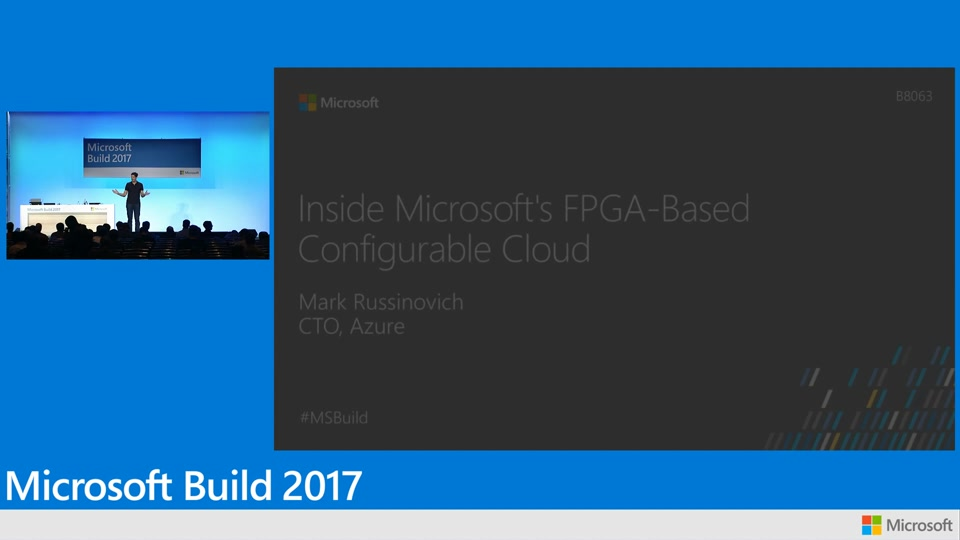 Inside the Microsoft FPGA-based configurable cloud