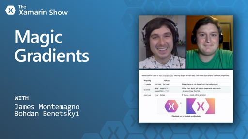 Magic Gradients | The Xamarin Show