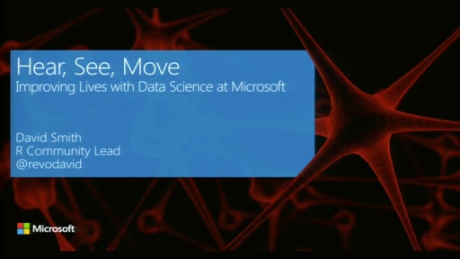 Changing lives with Data Science at Microsoft