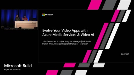Evolve your app's video experience with Azure: Processing and Video AI at scale