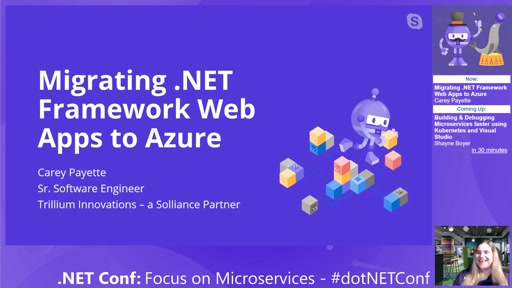 Migrating .NET Framework Web Apps to Azure